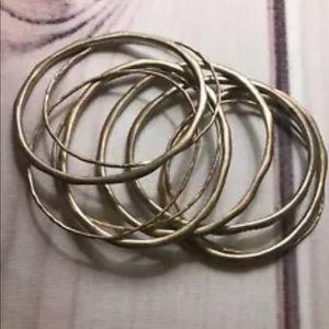 🔥⚡️BOGO SALE⚡️🔥 Sigrid Olsen 9 Bangle Bracelets